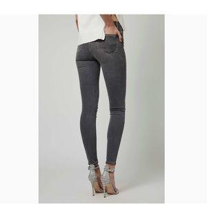 Top shop Moto Jamie skinny jeans